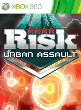Risk Urban Assault (2016) XBOX360