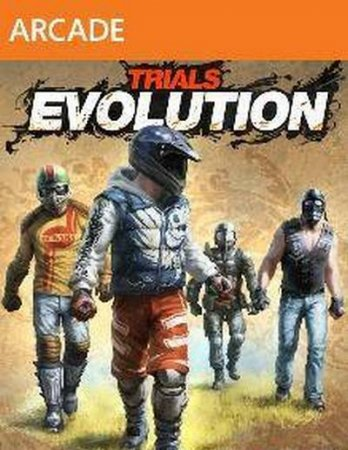Trials Evolution: Riders of Doom (2012) XBOX360