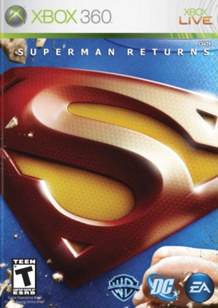 Superman Returns: The Video Game (2006) XBOX360