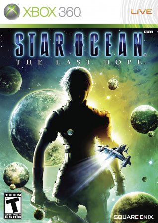 Star Ocean: The Last Hope (2009) XBOX360