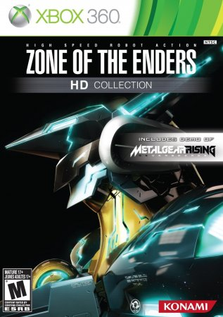 Zone Of The Enders - HD Collection (2012) XBOX360
