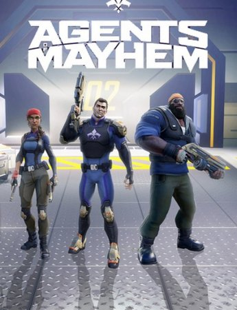 Agents of Mayhem (2017) XBOX360