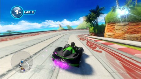 Sonic & All-Star Racing Transformed (2012) XBOX360