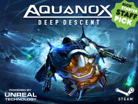 Aquanox Deep Descent (2017) XBOX360