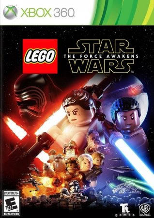 Lego Star Wars: The Force Awakens (2016) XBOX360
