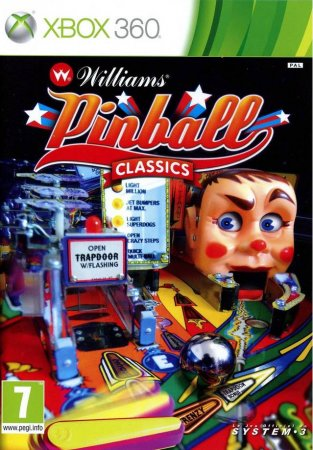 Williams Pinball Classics (2011) XBOX360