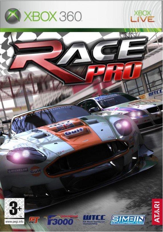 Race Pro (2009) XBOX360 скачать игру на Xbox 360 торрент Дорогие Машины Марки