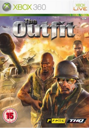 The Outfit (2006) XBOX360