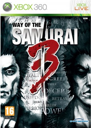 Way of the Samurai 3 (2010) XBOX360