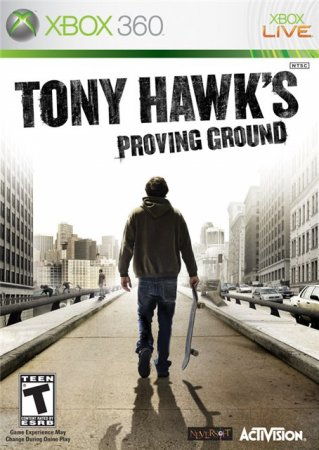Tony Hawk`s Proving Ground (2007) XBOX360