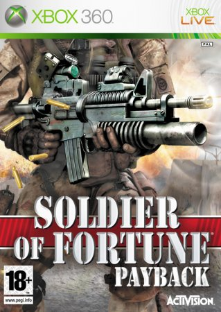 Soldier of Fortune: Payback (2007) XBOX360