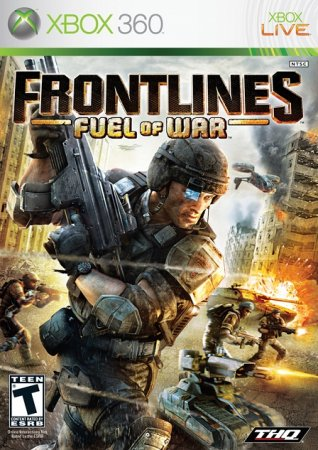 Frontlines Fuel of War (2008) XBOX360