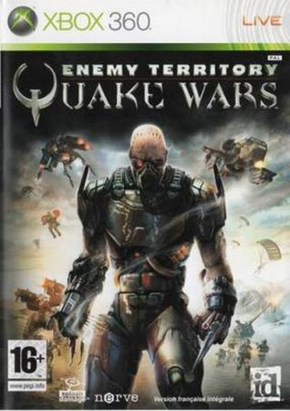 Enemy Territory: Quake Wars (2008) XBOX360