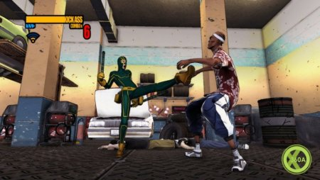 Kick-Ass 2: The Video Game (2014) XBOX360