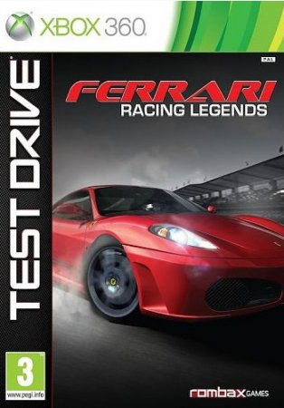 Test Drive: Ferrari Racing Legends (2012) XBOX360