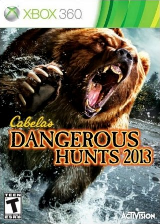 Cabela's Dangerous Hunts 2013 (2012) XBOX360