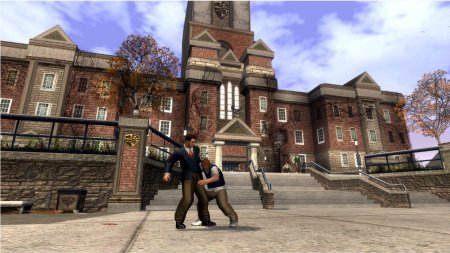 Bully Scholarship Edition (2008) XBOX360