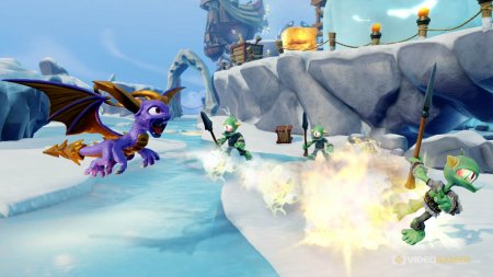 Skylanders: Swap Force (2013) XBOX360