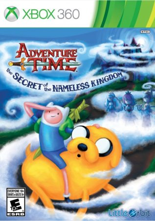 Adventure Time: The Secret of the Nameless Kingdom (2014) XBOX360