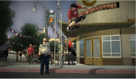 Tony Hawk's Project 8 (2006) XBOX360