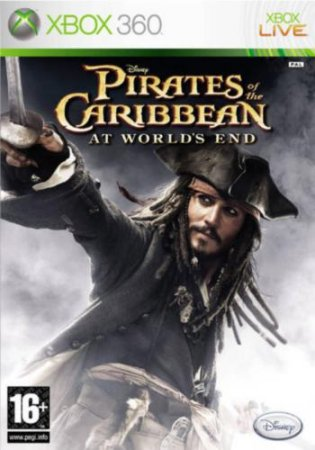 Pirates of the Caribbean: At Worlds End (2007) XBOX360