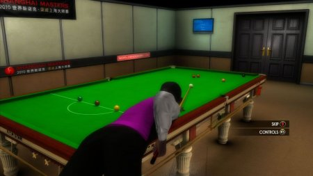 WSC Real 11: World Snooker Championship (2011) XBOX360