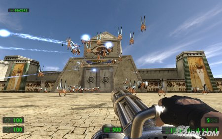 Serious Sam HD: Gold Edition (2011) XBOX360