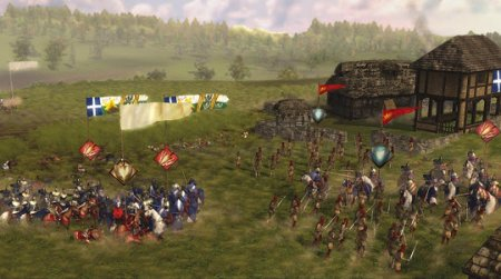 The History Channel: Great Battles - Medieval (2010) XBOX360