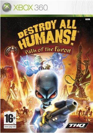 Destroy All Humans! Path of the Furon (2009) XBOX360
