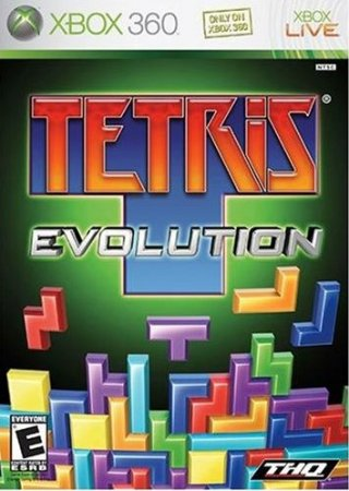 Tetris Evolution (2007) XBOX360