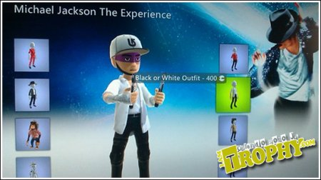 Michael Jackson: The Experience (2011) XBOX360