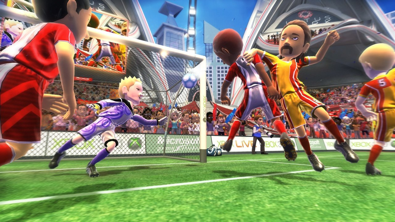 Xbox  Kids Soccer Games