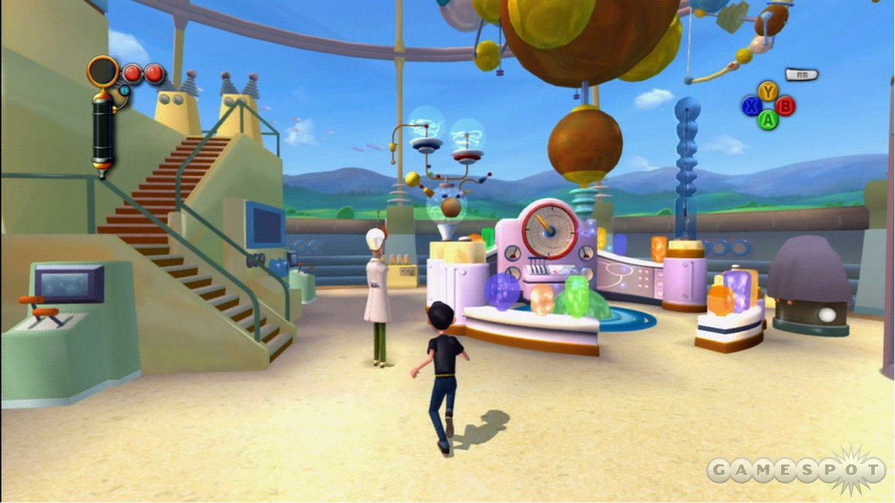 meet the robinsons xbox 360 gameplay gta