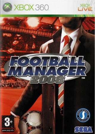 Football Manager 2008 (2008) XBOX360