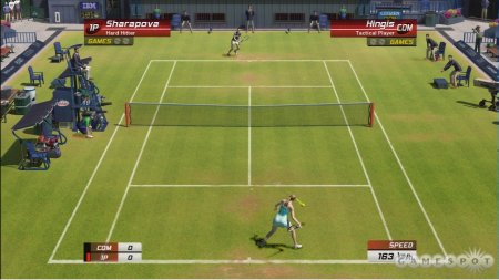 Virtua Tennis 3 (2007) XBOX360