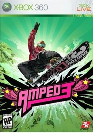 Amped 3 (2005) XBOX360
