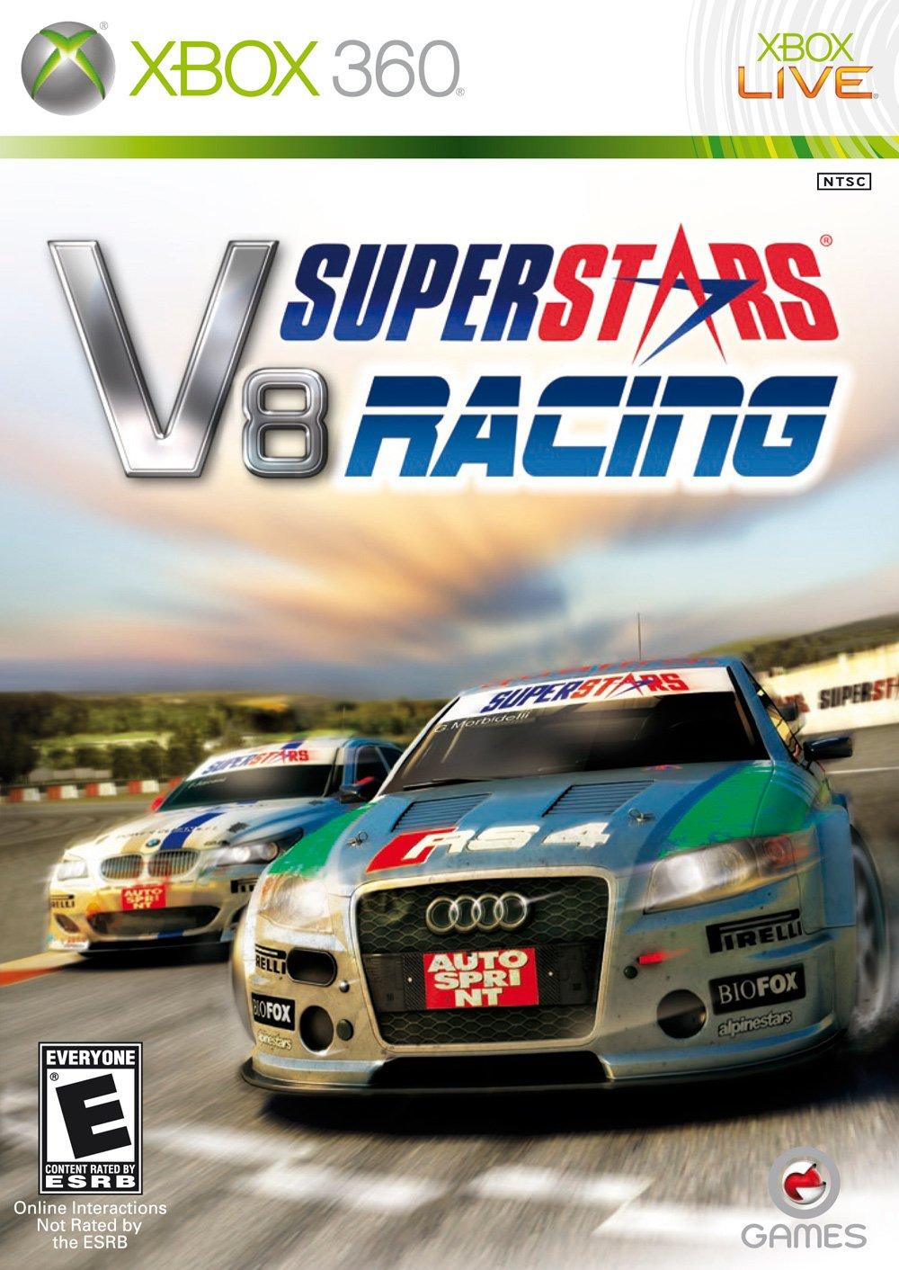 Racing Games For Xbox 360 : Superstars v racing xbox скачать игру на