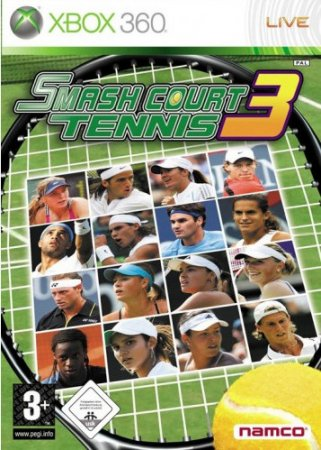 Smash Court Tennis 3 (2008) XBOX360