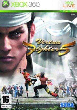 Virtua Fighter 5 (2007) XBOX360