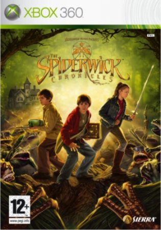 The Spiderwick Chronicles (2008) XBOX360