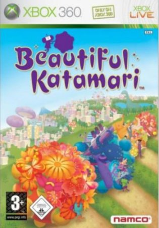Beautiful Katamari (2007) XBOX360
