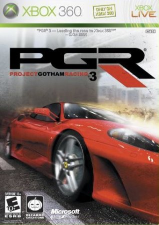 Project Gotham Racing 3 (2005) XBOX360