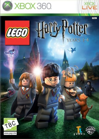 Lego Harry Potter: Years 1-4 (2010) XBOX360