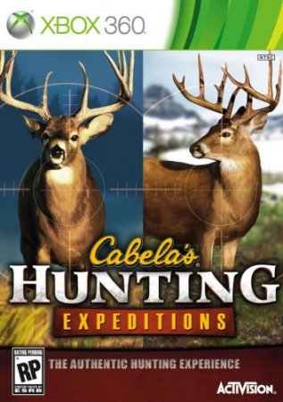 Cabela's Hunting Expeditions (2012) XBOX360
