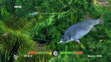 Rapala Fishing Frenzy (2009) XBOX360