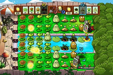 Plants VS. Zombies, Peggle, Zuma (2010) XBOX360