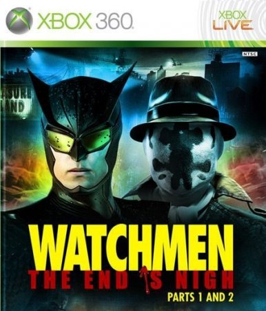 Watchmen: The End is Nigh Part 1 and 2 (2009) XBOX360