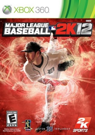 Major League Baseball 2K12 (2012) XBOX360