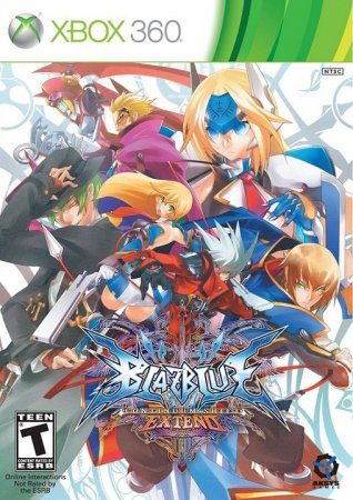 BlazBlue: Continuum Shift Extend (2012) XBOX360