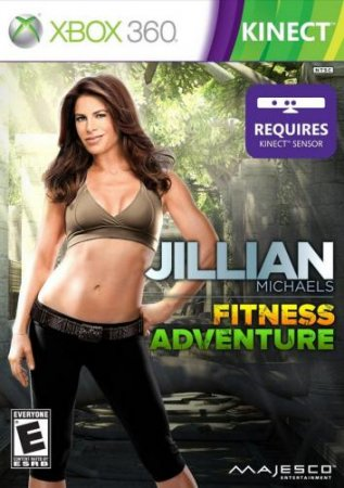 Jillian Michael's Fitness Adventure (2011) XBOX360
